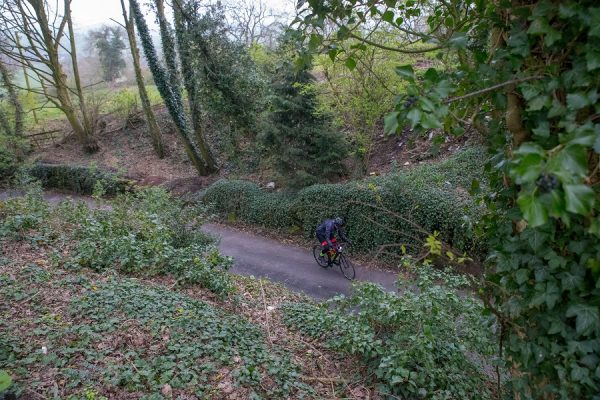 Staffordshire sportive cycling